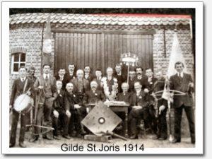 Gild St. Joris 1914